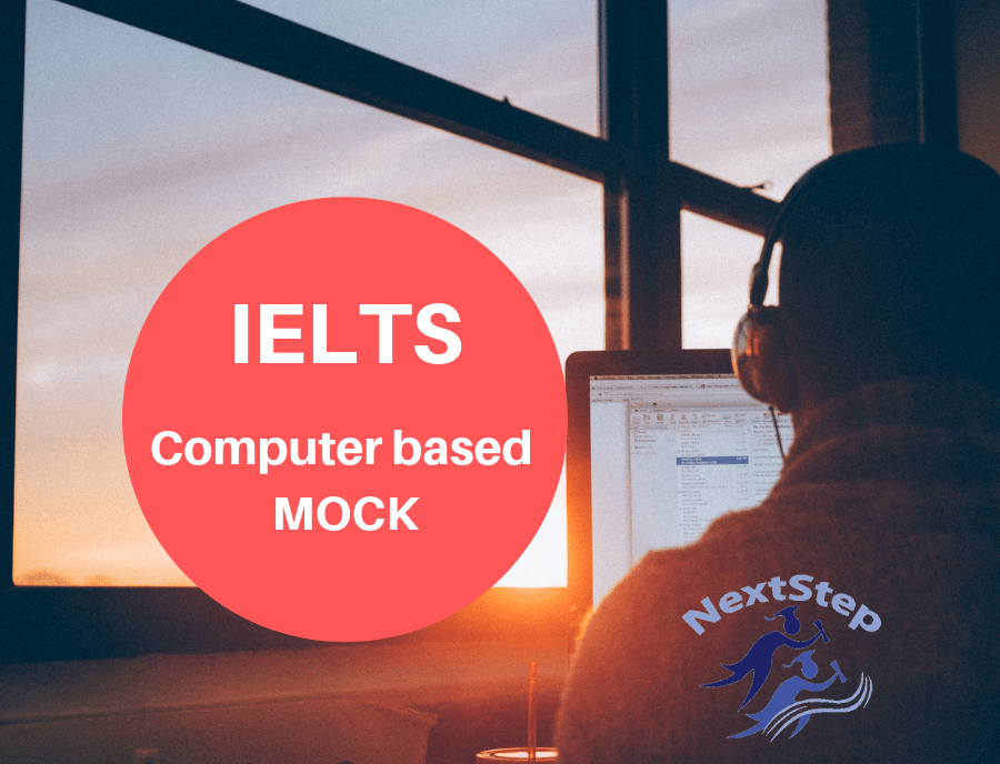 IELTS computer based mock test in Dhaka