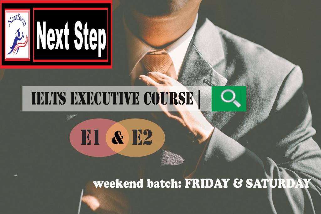 IELTS executive course