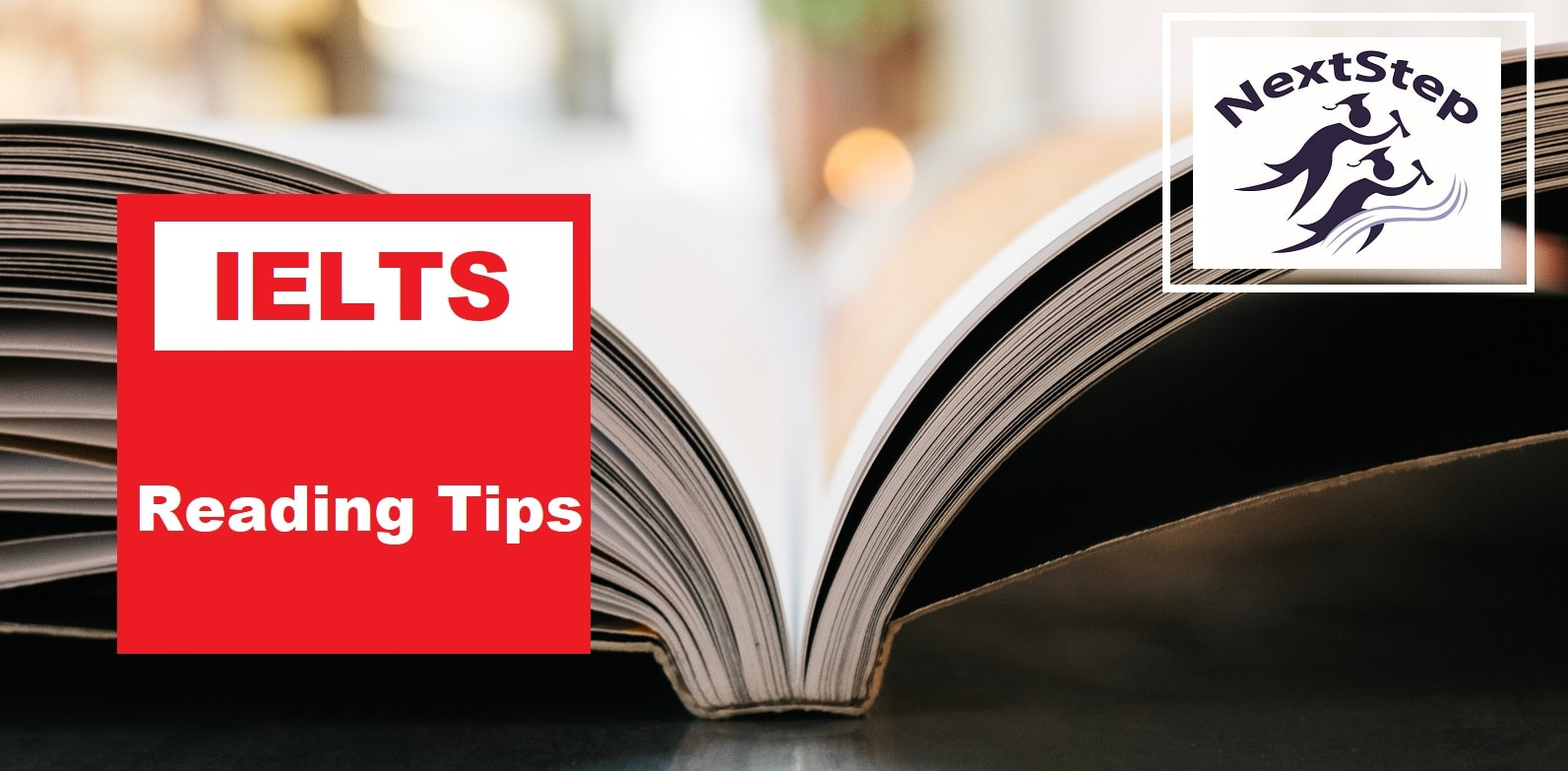 IELTS reading tips to improve the reading speed