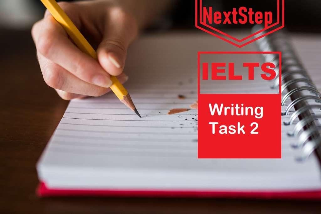 ielts writing task 2 sample answer