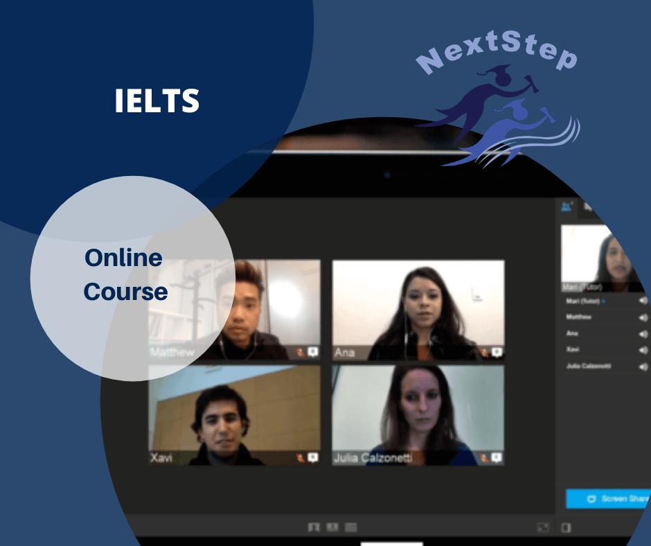 IELTS online courses