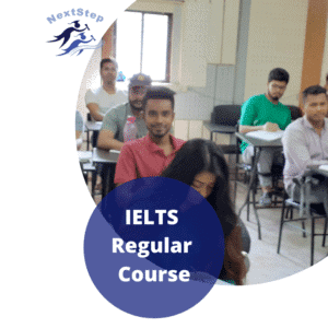 Next Step IELTS regular course