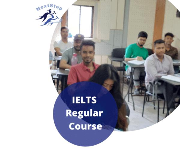 Next Step IELTS regular course